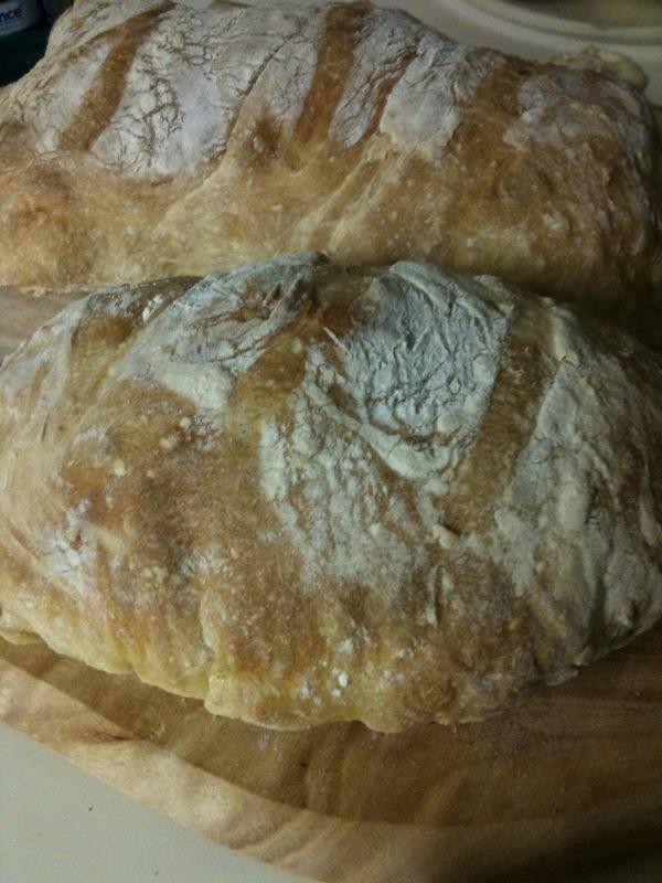Ny bread